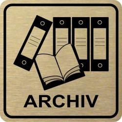 Piktogram ARCHIV 1 ZL