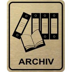 Piktogram ARCHIV 4 ZL LONG