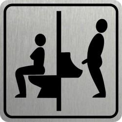 Piktogram WC 12 STR