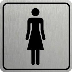 Piktogram WC ŽENY 1 STR