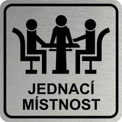 Piktogram JEDNACÍ MÍSTNOST...