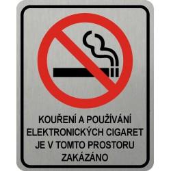 Piktogram ZÁKAZ KOUŘENÍ 7...