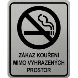 Piktogram ZÁKAZ KOUŘENÍ 8...