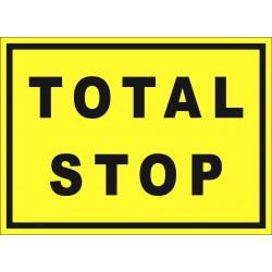 Cedule TOTAL STOP 1