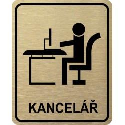 Piktogram KANCELÁŘ 3 ZL LONG