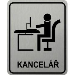 Piktogram KANCELÁŘ 3 STR LONG