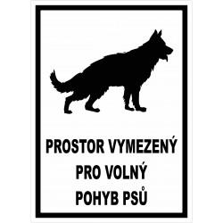 Cedule PROSTOR PRO PSY 1