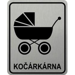 Piktogram KOČÁRKÁRNA 2 STR...