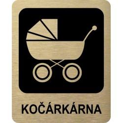 Piktogram KOČÁRKÁRNA 3 ZL LONG