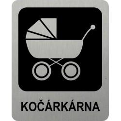 Piktogram KOČÁRKÁRNA 3 STR...