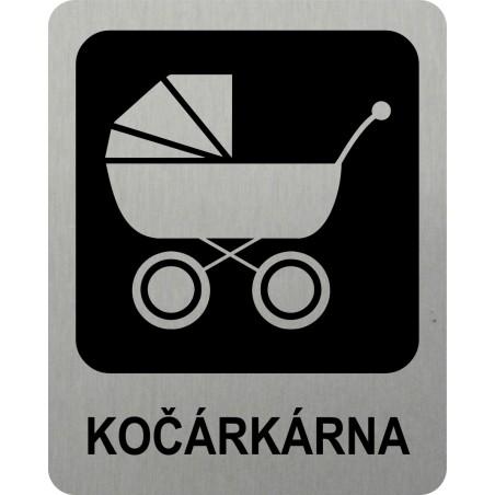 Piktogram KOUPELNA KOUZL6
