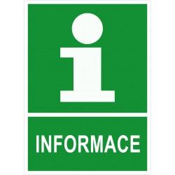 Cedule INFORMACE 1