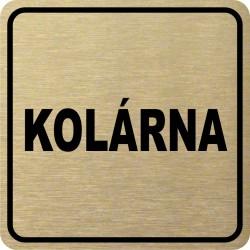 Piktogram KOLÁRNA 2 ZL