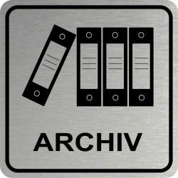Piktogram ARCHIV 3 STR