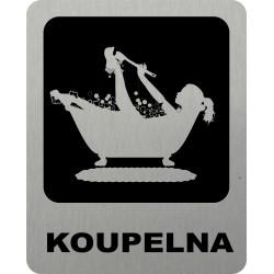 Piktogram KOUPELNA 7 STR LONG