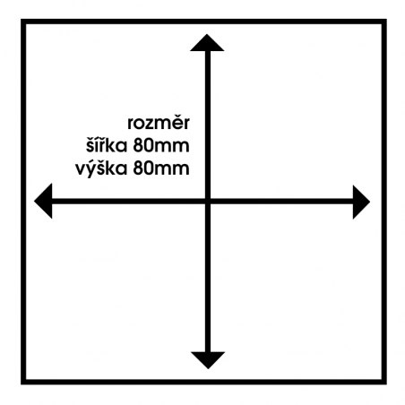 Piktogram WIFI ZÓNA PWZS1