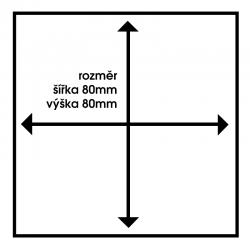 Piktogram WC muži PWMZ2