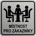 Piktogram NEPOVOLANÝM VSTUP ZAKÁZÁN NVZZL4