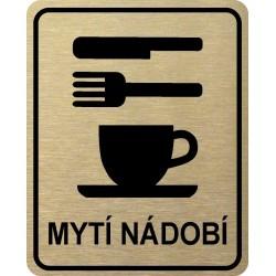 Piktogram MYTÍ NÁDOBÍ 1 ZL...