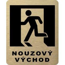 Piktogram NOUZOVÝ VÝCHOD 2...