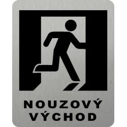 Piktogram NOUZOVÝ VÝCHOD 3...