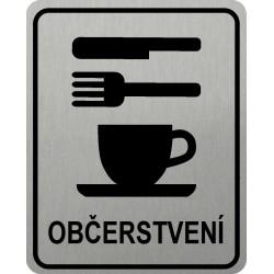 Piktogram OBČERSTVENÍ 2 STR...