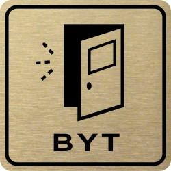 Piktogram BYT 1 ZL