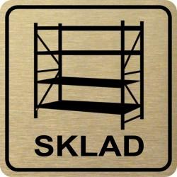 Piktogram SKLAD 1 ZL