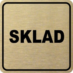 Piktogram SKLAD 2 ZL