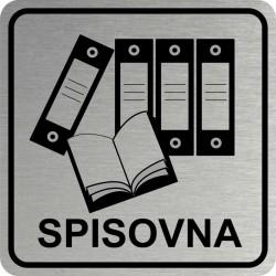 Piktogram SPISOVNA 1 STR