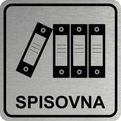 Piktogram SPISOVNA 3 STR