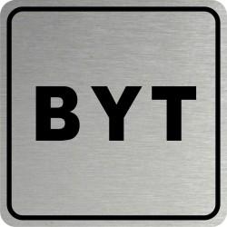 Piktogram BYT 2 STR