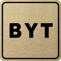 Piktogram BYT 2 ZL