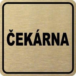 Piktogram ČEKÁRNA 1 ZL