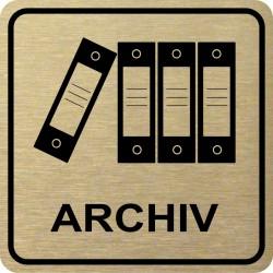 Piktogram ARCHIV 3 ZL
