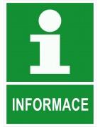 Informační cedule